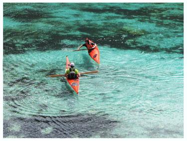 kayak cursos mallorca piragua caiac