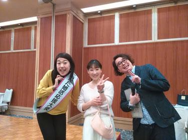 横沢夏子さんプロデュース婚活イベント内セミナー講師担当