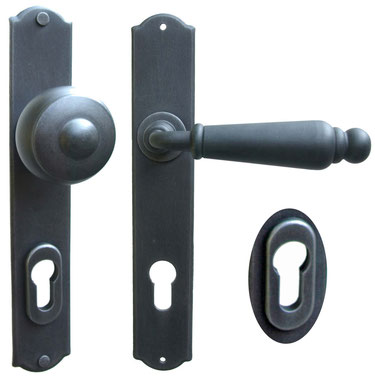 Maniglia per portoncino e porte d'ingresso