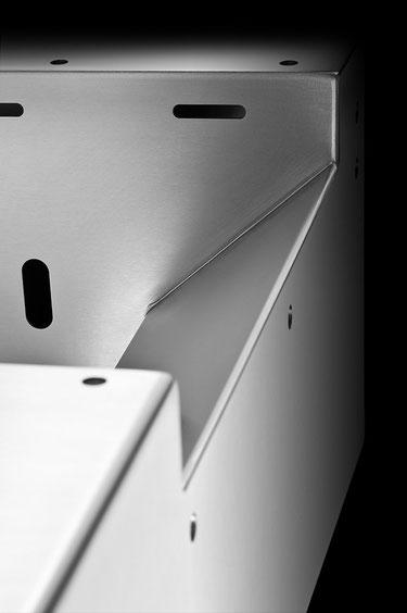 Metallbearbeitung 2D Laserschweißen