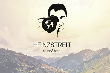 daniela dick dickesdesign aarberg logodesign Heinz Streit Reise und Foto