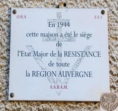 Fusion de tous les groupes au sein des FFI Forces Françaises de l'Intérieur, organisées au hameau de La Forestie,  puis au barrage de l'Aigle sur la Dordogne. Le 12 & 13 Juillet 1944
