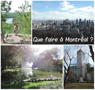 que faire à Montreal ?