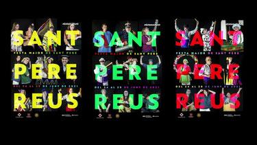 Festes de Sant Pere en Reus Programa