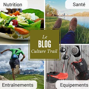 Blog Nutrition Trail Santé Equipement Entraînement