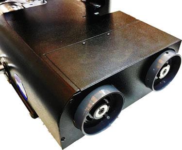 ダブルモーターのTK-801BLもあります。お気軽にお問い合わせください。