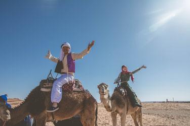 モロッコ/サハラ砂漠/フォトウェディング/アラジン衣装