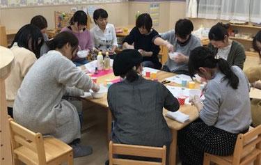 札幌市のあとりえ柚子香では、保育園、幼稚園、グループ様向けのアロマクラフトワークショップを開催しています。