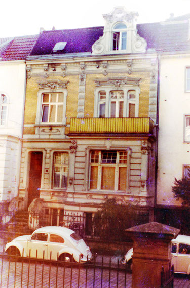 Heerdestraße 11 um 1970