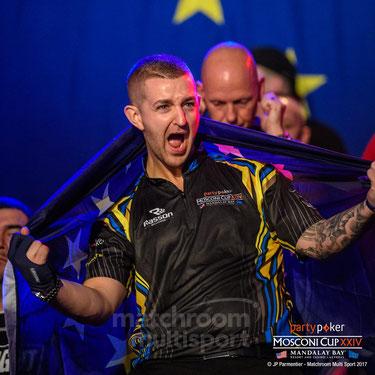 Jayson Shaw ©JP Parmentier - Matchroom Multi Sport 2017