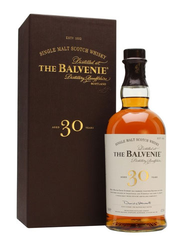 The Balvenie Whisky 30 Jahre