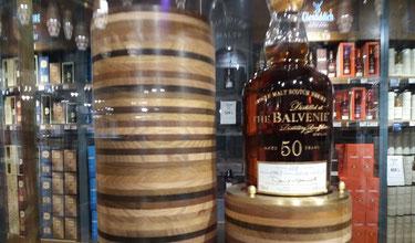 The Balvenie Whisky 50 Jahre