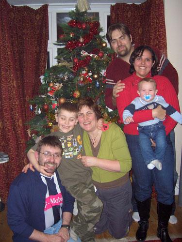 Unsere Weihnachten