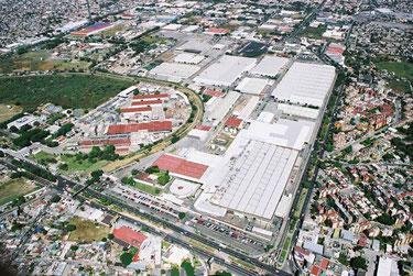 Usine CIVAC Jiutepec, Mexique