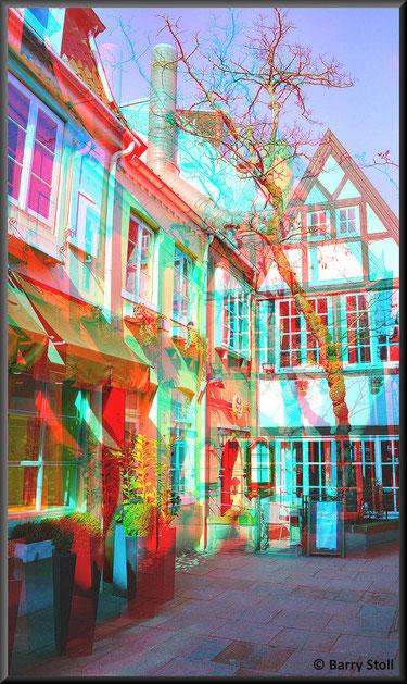 Der Schnoor in Bremen 17