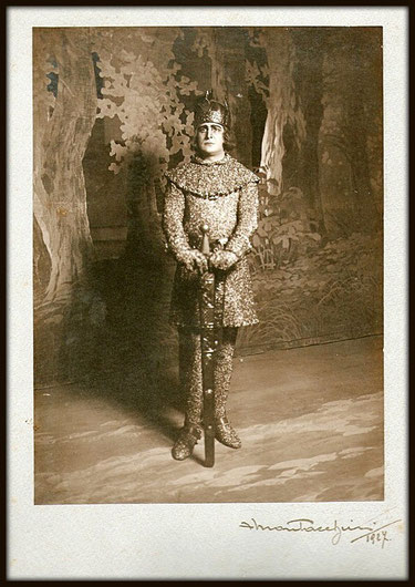 Telramondo - Lohengrin - Parma Teatro Regio 12.1.1927