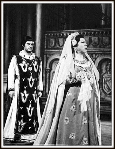 Ettore Bastianini - Alfonso XI, La favorita