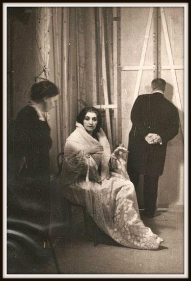 G. Verdi LA TRAVIATA (Violetta) Buenos Aires Teatro Colòn 23.5.1934.
