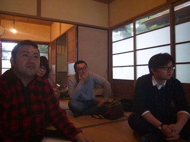 第4期フィールドワーク@角田 の様子