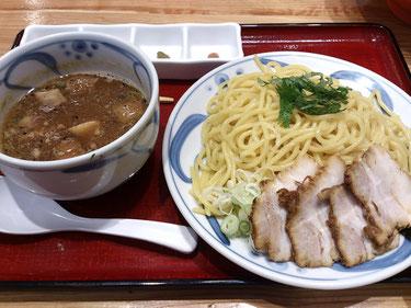 神楽のつけ麺
