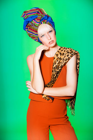 Foto: Markus Thiel bloos Make-up & Hair Academy Trend Make-up