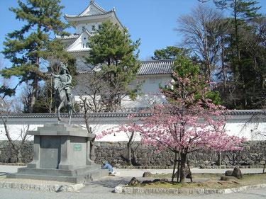 大垣 ランチ さらしな 舟下り 水都旅 桜 芭蕉記念館