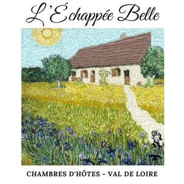 Logo des Chambres d'hôtes L'Echappée Belle
