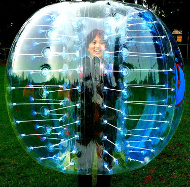 Bubble Ball Coquitlam