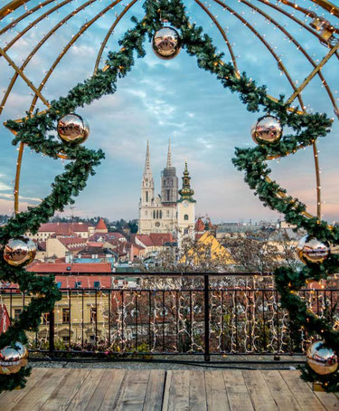 zagreb croatia - Best European Cities For Christmas