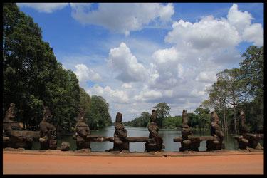 Carte du voyage à vélo au cambodge, laetitia, entreicietla, bike touring