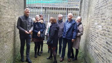 History Tour V.I.P. arrangement DeBlokhuisPoort