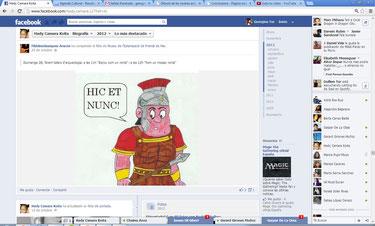 Facebook de la Hady