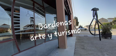art gallery  bardenas arte y turismo