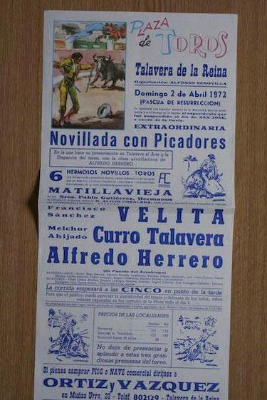 ... ya es un hecho y en el ambito Taurino se empieza a notar la falta de  liquidez de los Talaveranos reduciendo considerablemente el numero de  festejos. f5bb502c2fd