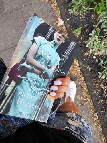 Die verlorene Hälfte meines Herzens, Rezension, Goldmann, Buchverlag, The Booklettes