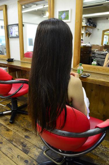 前髪は人生が変わる前触れ