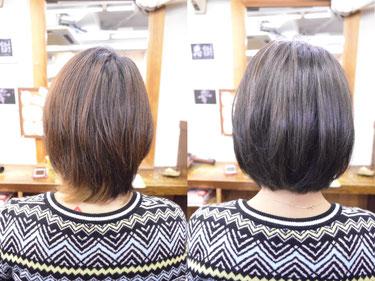 ヘアカラー | 髪色で大人の女性に変えるには - 横浜・みなとみらいで人気の美容室YUME-YUI~夢結~