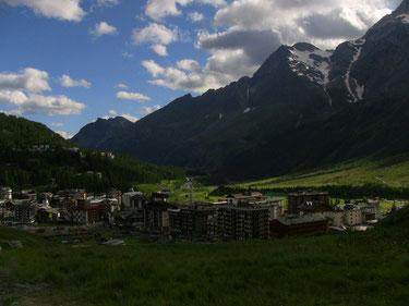 山と共に生きるってすごいことだろうな。