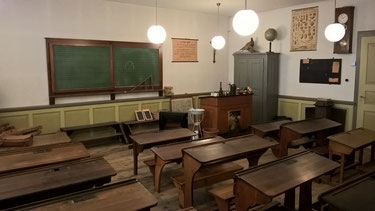 Altes Klassenzimmer - Weiterbildung - myBusinessCamp.de © 2017