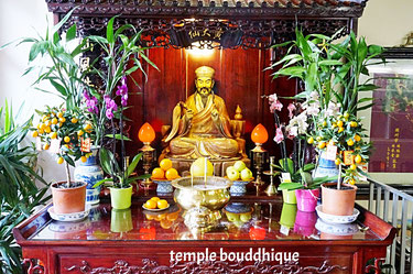 temple bouddhique