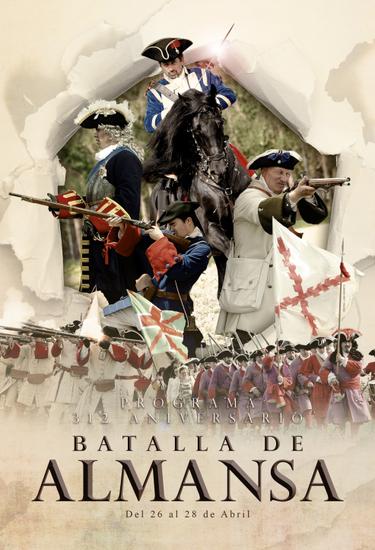 Conmemoración y Recreación de la Batalla de Almansa