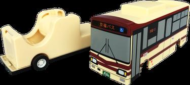 テープカッター バス型 中身