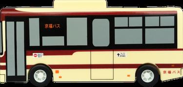 テープカッター バス型 側面