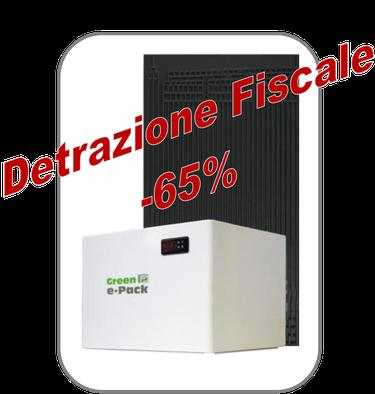 DETRAZIONE FISCALE -65%