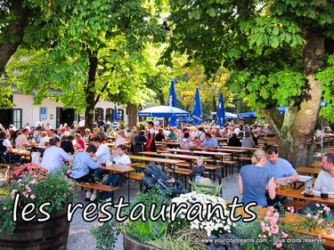 voyage en Bavière - les plus beaux restaurants
