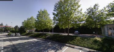 les parkings du cimetière 45.63349 - 4.46228