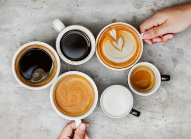 Kaffeevollautomat Filterkaffee Espresso ganze Bohne