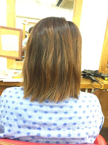 横浜の無責任美容師☆奥条勇紀☆自然な仕上がりのボブスタイルに欠かせないモノは・・・【縮毛矯正】