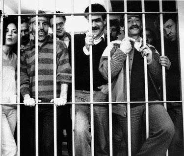 Fængslede medlemmer af Brigate Rosse