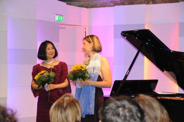 Konzert: Frauen komponieren mit Anrea Schwab und Asako Hosoki - Altes Rathaus Wien